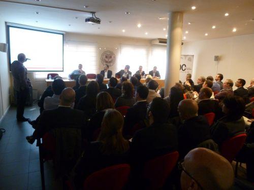 Banco de Santander, celebra la seva reunió d